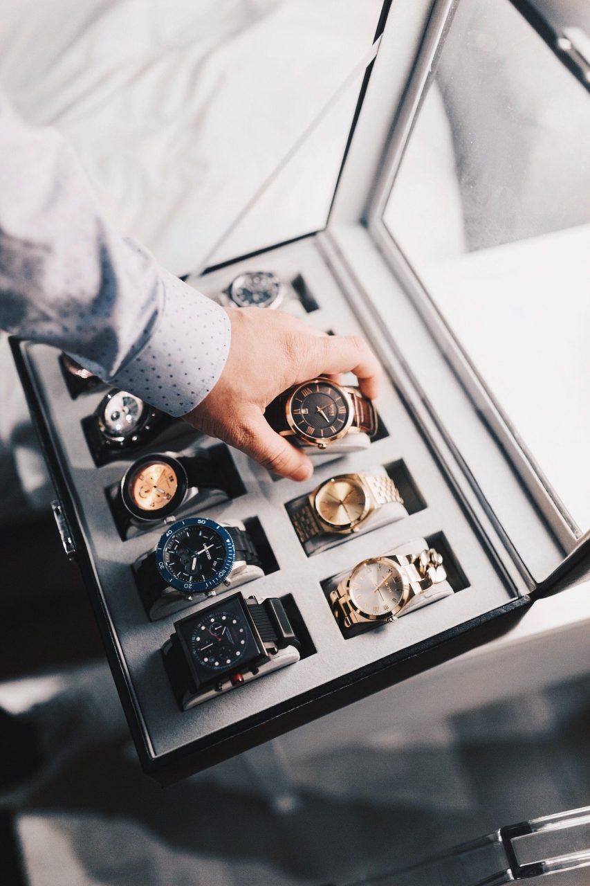 personnalisation de montre